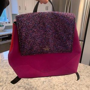 Kate Spade Glitter Neema Bag